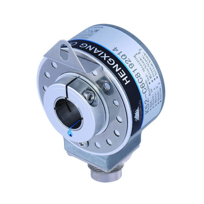 New K52 rotation encoder hollow shaft 10mm RS422 5-30V replacement for K52 8.5020.0310.1024.S090