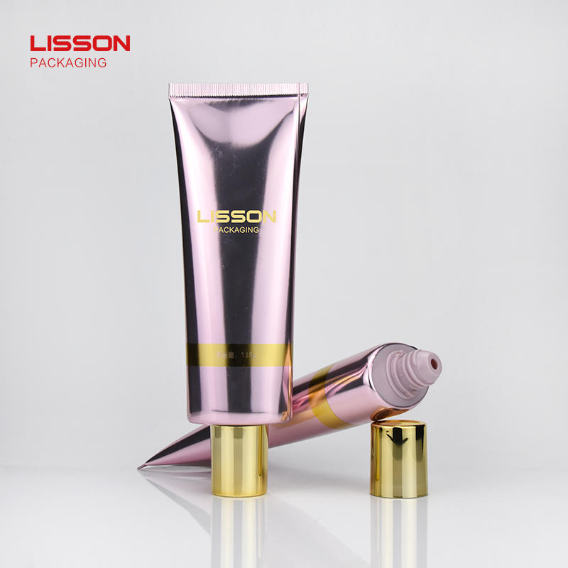 luxury cosmetic skincare and face cream packaging from Lisson