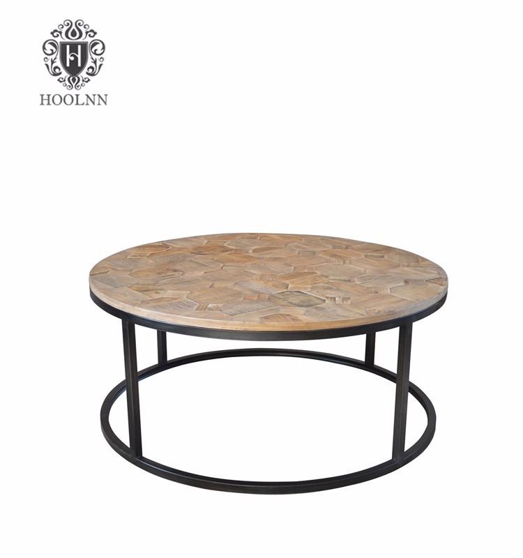 Vintage Industrial Coffee Table HL422