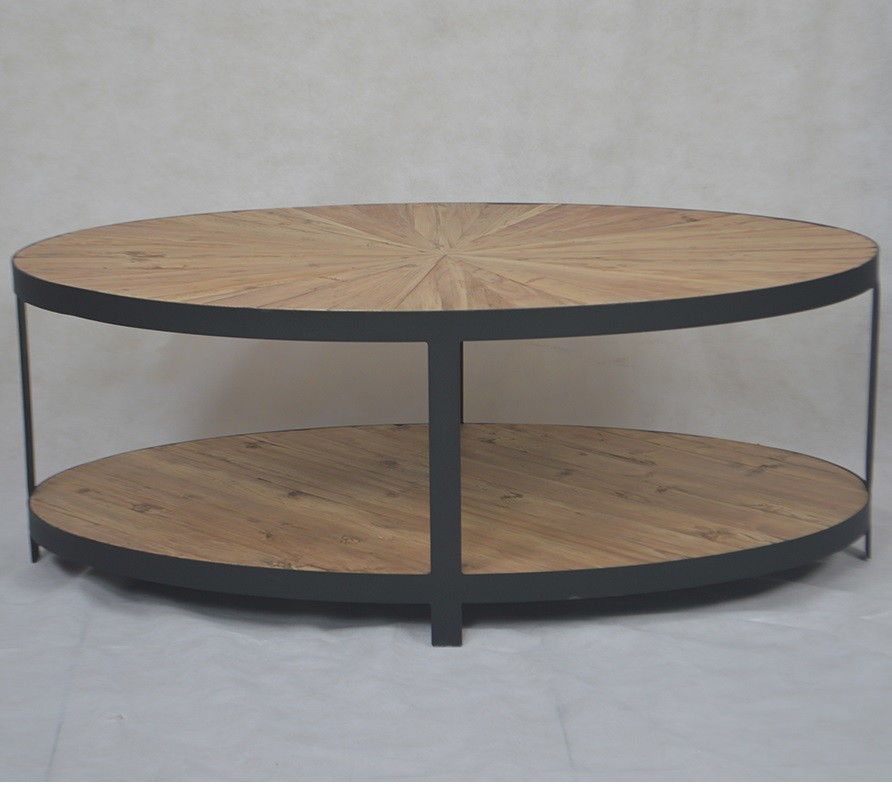 Vintage Industrial Coffee Table SG0199