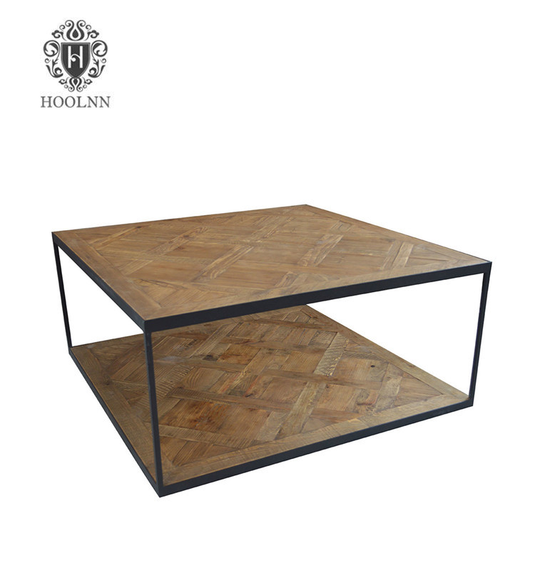 Vintage Wooden Coffee Table SG502
