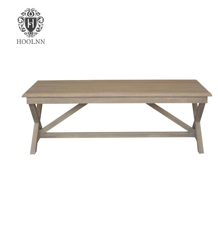 French Provincial Style Wooden Coffee Table HL352