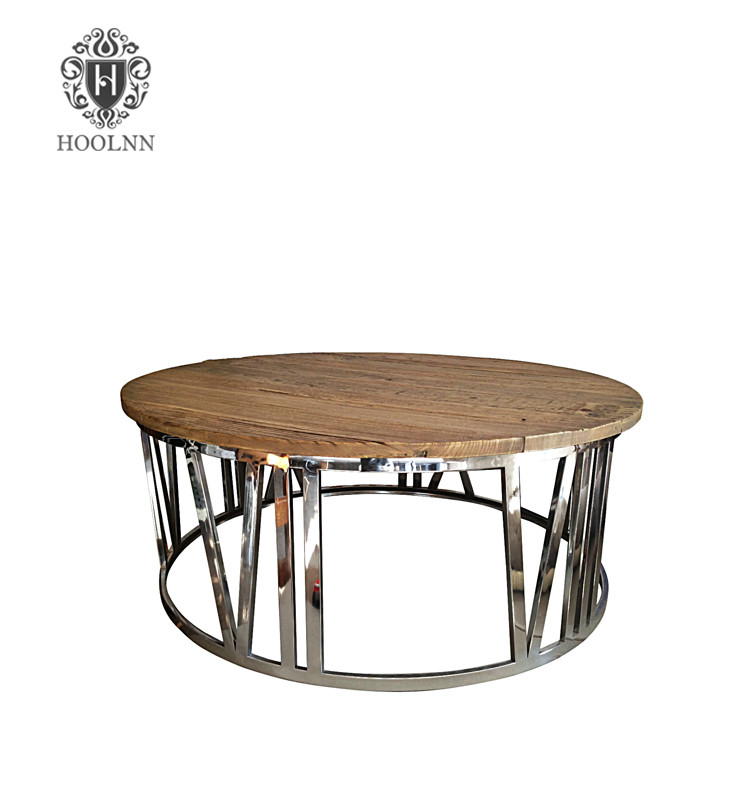 Recycled Wooden Coffee Table HL490