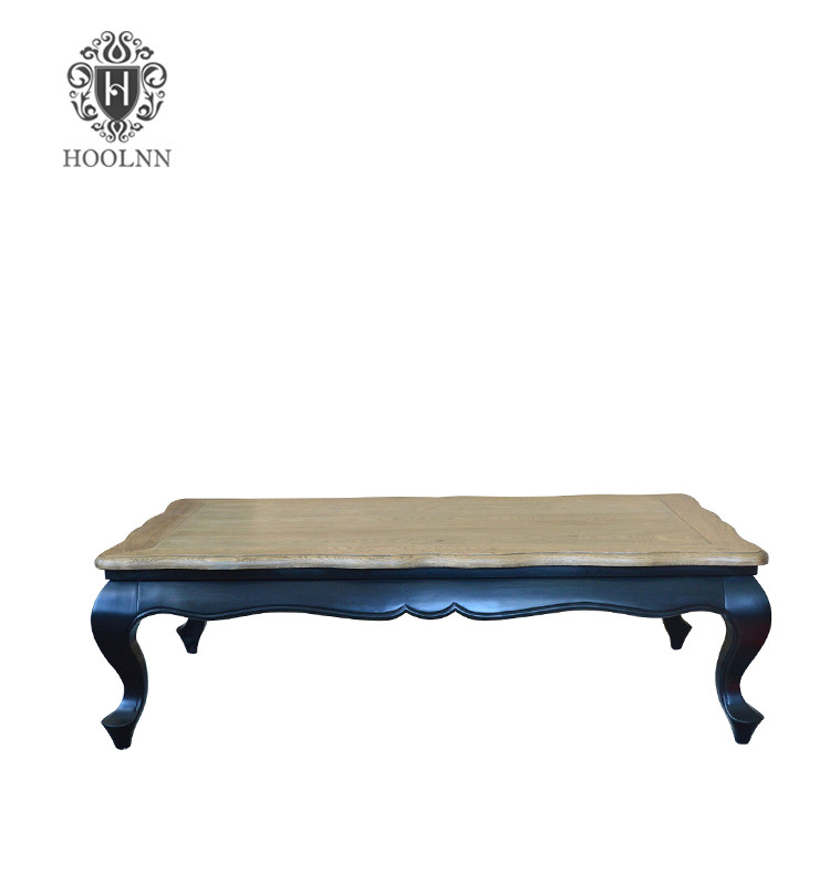French Chateau Baroque Furniture Wooden Coffee Table