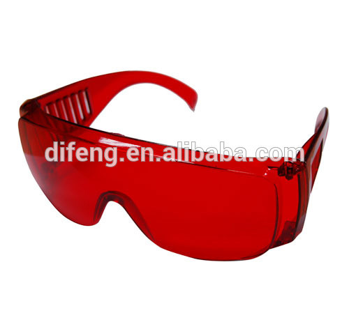 teeth whitening safety laser goggle