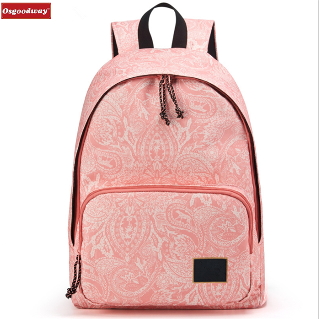 product-Osgoodway New Products Waterproof Cute Women Ladies Backpack for Girls Casual School Bag-Osg-1