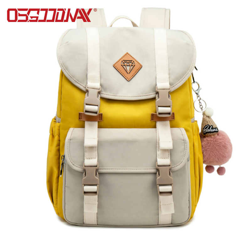 product-Osgoodway-New Arrival Trending 2020 England Style Wholesale Custom Logo Nylon Girl College S