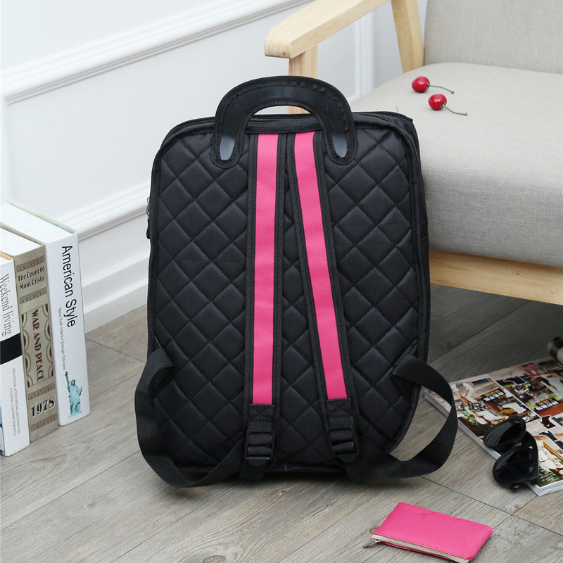 product-Osgoodway Cartoon Backpacks School Bag Teenagers2D 3D printing Bag Personality Student Backp-1