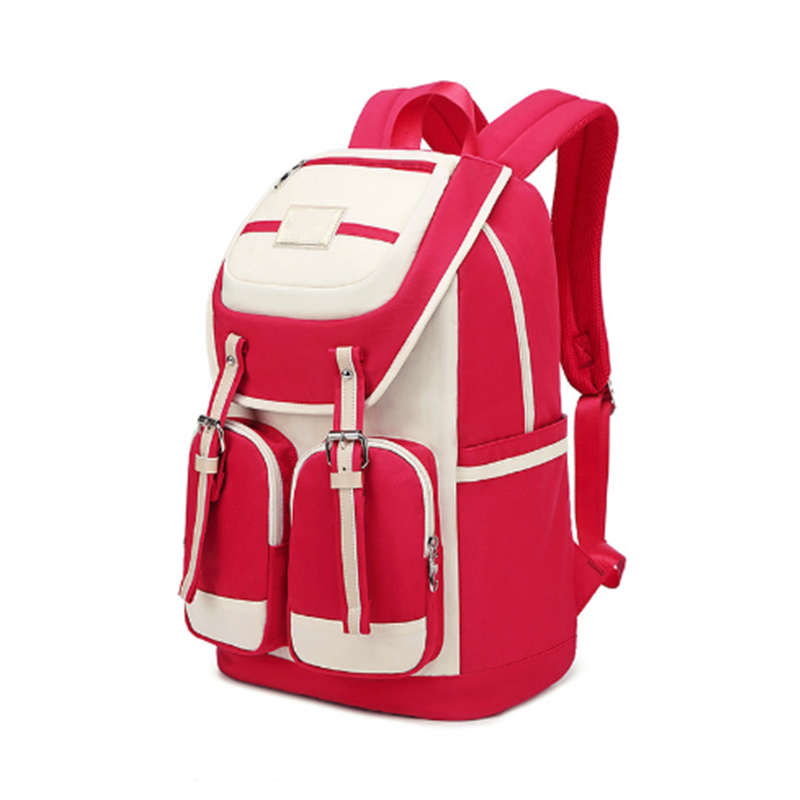 2020 Trending Hot Sale Online Water Resistant Oxford Casual Fashion Girl College School Backpack for school children