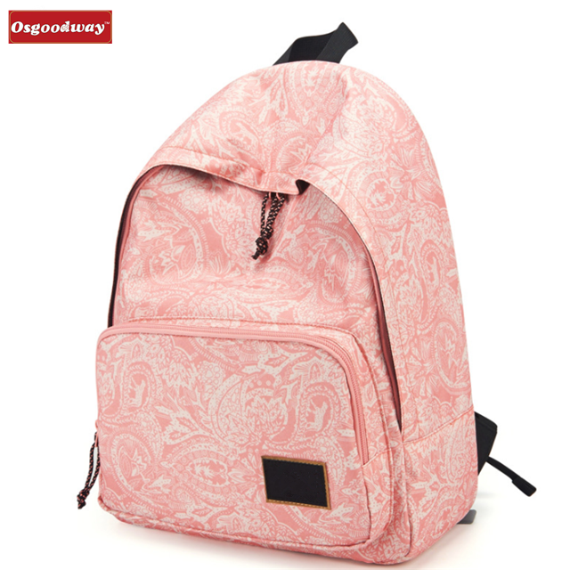product-Osgoodway-Osgoodway New Products Waterproof Cute Women Ladies Backpack for Girls Casual Scho