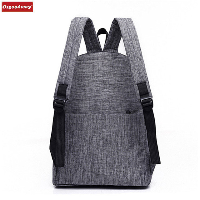 product-Osgoodway-Osgoodway High Quality Wholesale Nylon High Middle College Bags School Kids For Te