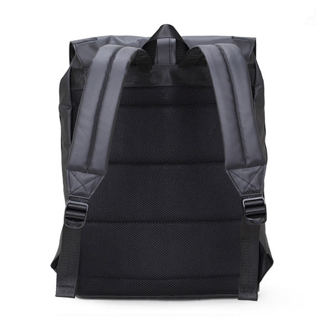 product-Osgoodway-Osgoodway Anti-theft Multifunctional Water Resistant Men Business Rolltop Backpack