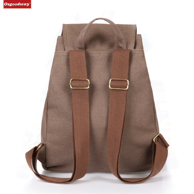 product-Osgoodway-Osgoodway Hot Sale Antitheft Casual Canvas Children Backpack For Teenage Girls-img