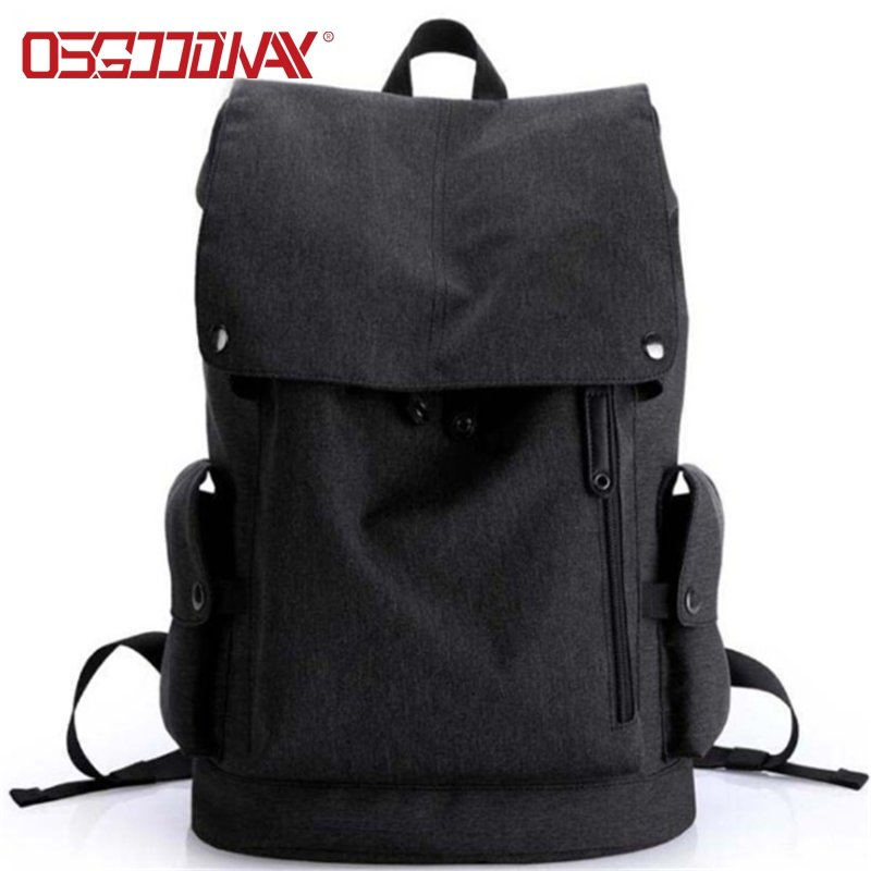 product-Osgoodway Water Resistant Classic Minimalist Style School Travel Backpack Bag for College Ou-1