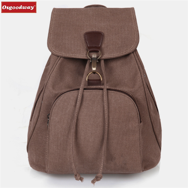 product-Osgoodway Hot Sale Antitheft Casual Canvas Children Backpack For Teenage Girls-Osgoodway-img-1