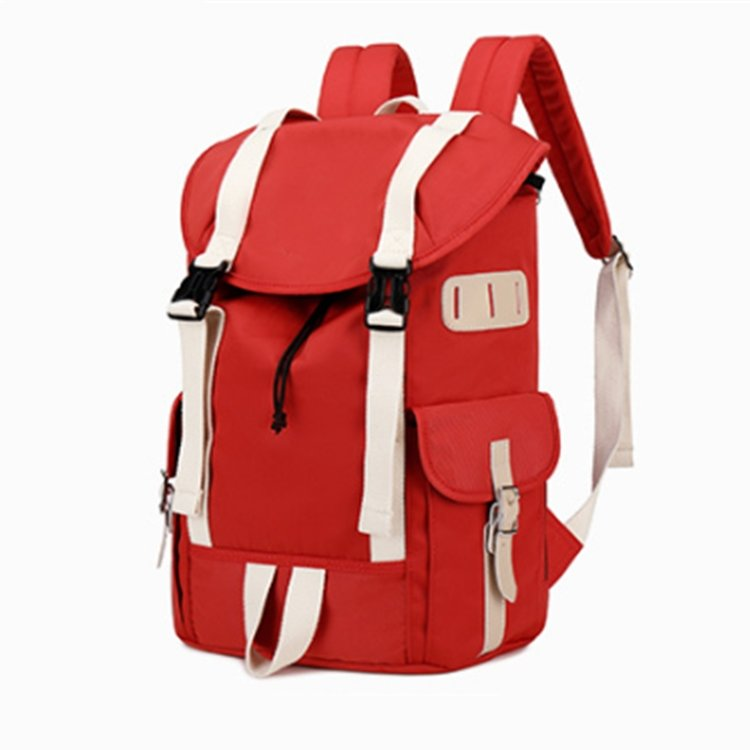 Best Selling China Factory OEM Waterproof Korean Style Stylish Girls School Backpack Bag for teen girls