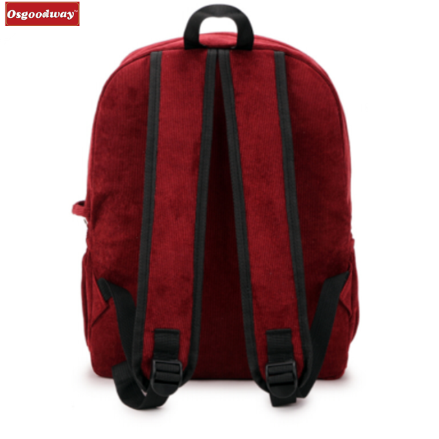 product-Osgoodway Hot Sale Korean Style Girls School Backpack Bag for Campus Students-Osgoodway-img-1