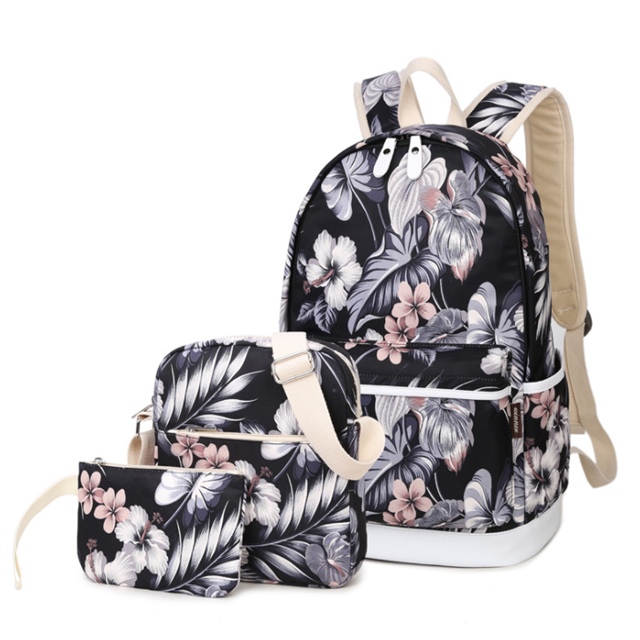 product-Osgoodway-Osgoodway New Products Wholesale Custom Three-in-one College School Bag Girls or B