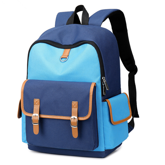 Osgoodway China Factory Price OEM Ergonom School Backpack Casual Student Child College Bag for Kids