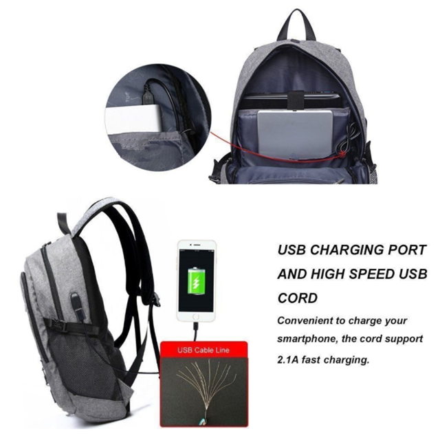 product-Osgoodway-Osgoodway Hot Sale Waterproof Fashion Custom School Basketball Backpack with USB C