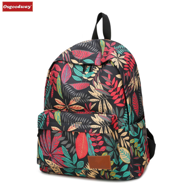 product-Osgoodway-Osgoodway New Products Stylish Roomy Casual Designer School Bags Backpack for Trav