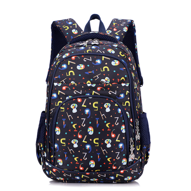 Osgoodway New Products Multifunction Compartments Casual Kids School Bags Backpack for Students Teenager