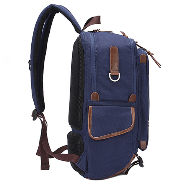 product-Osgoodway New Desgin Korean style Waterproof Business Laptop Backpack Travel with USB Chargi-1