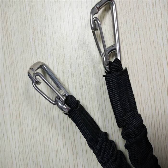 High performancecustomized package bungee marine anchor line for boat yachtbungee cord subber