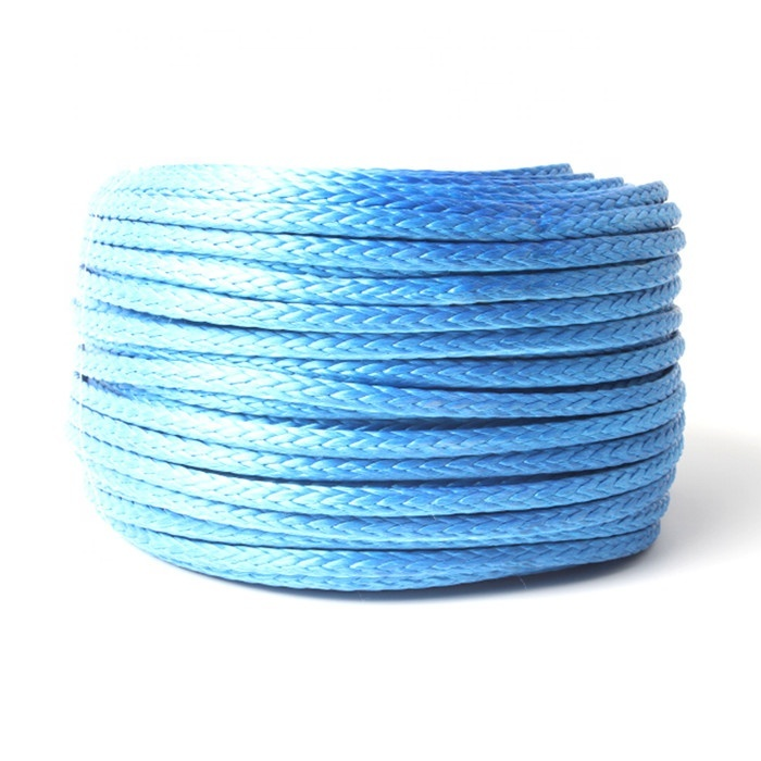 10mm best strength amazon hot sale performance UHMWPE rope for winch