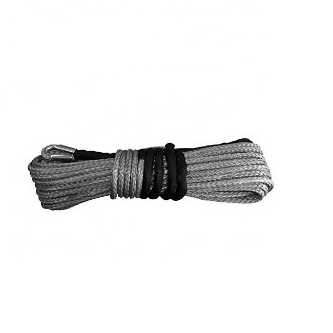amazon supplier 1/4 inchUHMWPE rope for winch