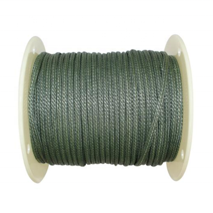 High performancePE/ PP hollowedbraided rope for winch or sailing