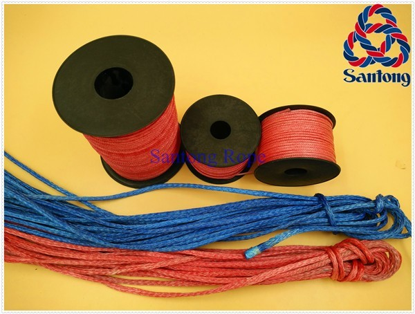High performancePEbraided rope for winch or sailing