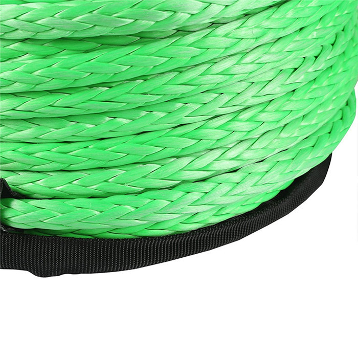High quality UHMWPE rope for ships towing rope