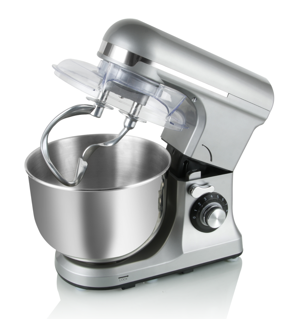 7L 1300W kitchen stand mixer with planetary gearbox
