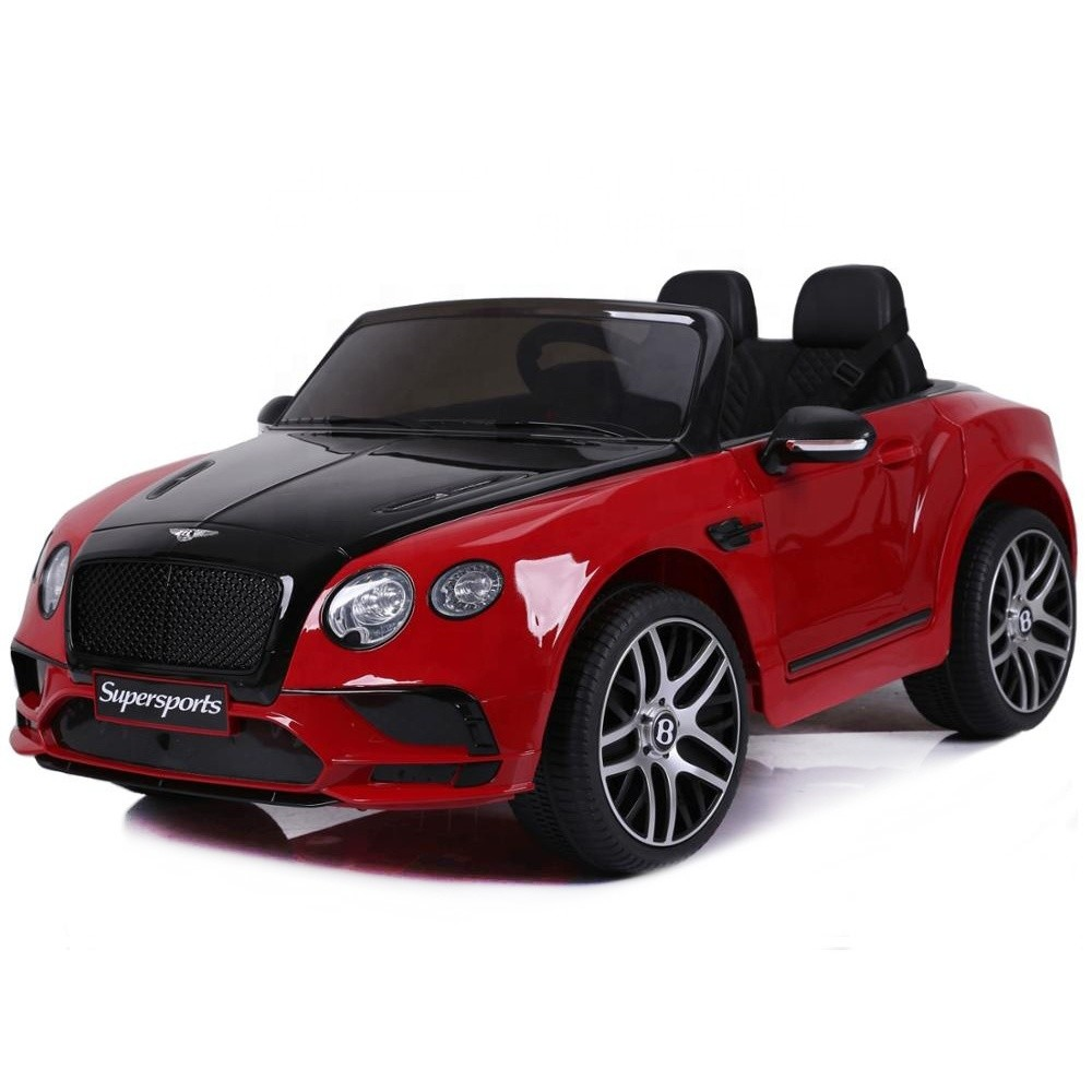 2018 Hot selling high quality children car kids electric toy car baby ride on car