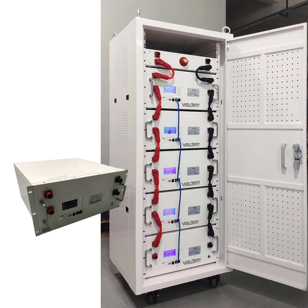 Compact size 12kw 15kwh best residential home battery storage