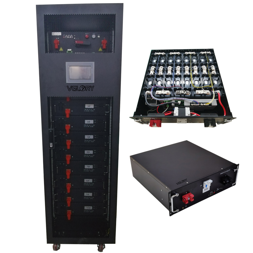 Super competitive price intelligent BMS 48v 40kwh 30kwh 20kw lithium battery