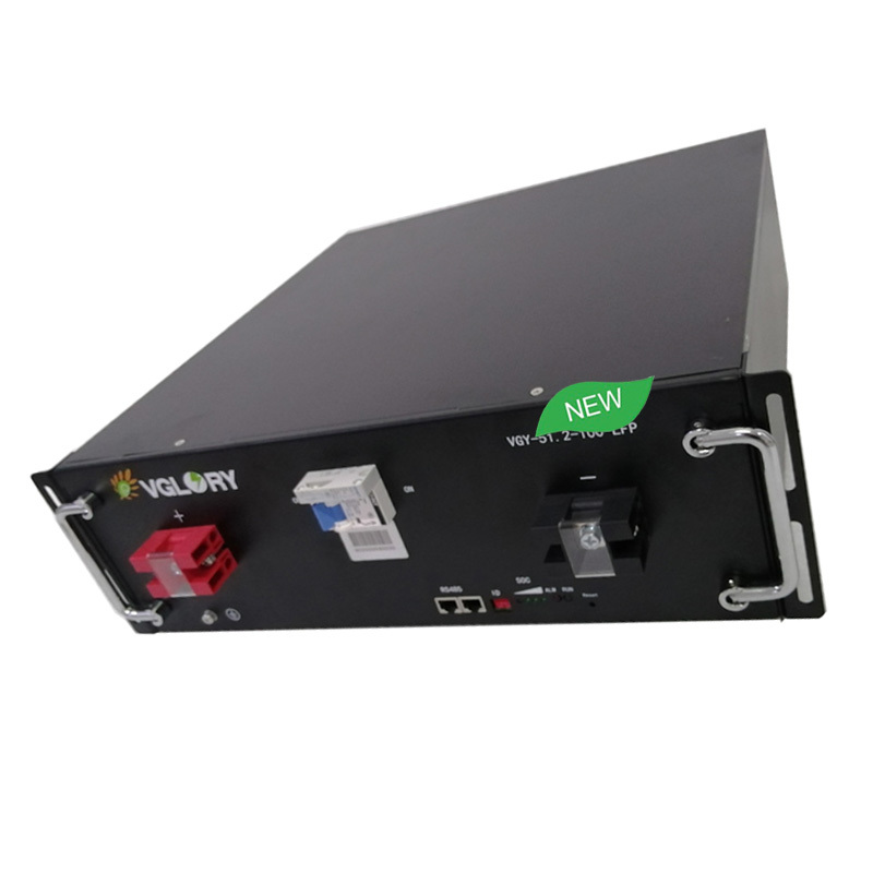 Rechargeable intelligent BMS Protection shenzhen 48v 200ah 10kw lithium-ion battery pack