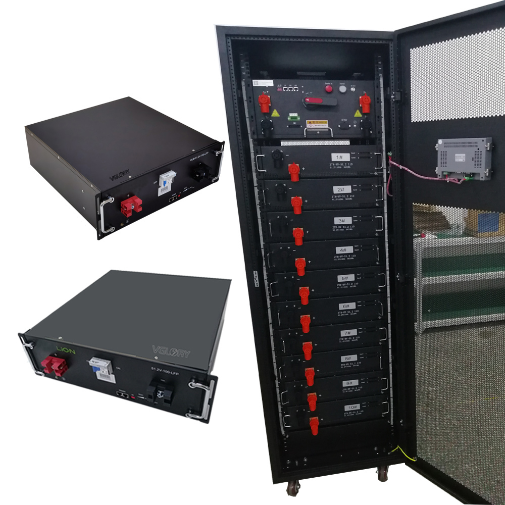 Power Chinese Manufacturer Li-ion 50kw 80kwh 100 Kwh Pack Oem Odm Deep Cycle More Lithium Battery Manufacturers