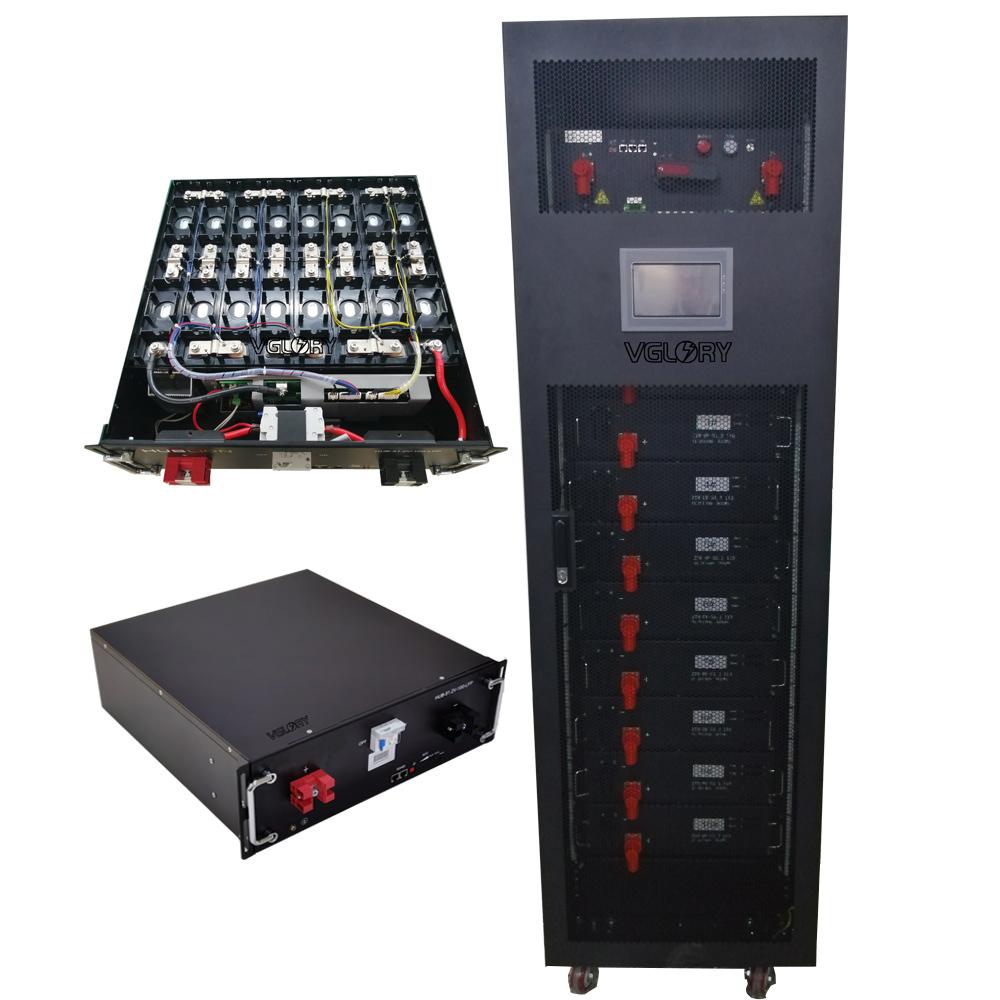 Long Life Professional Manufacture 20ah 40ah 75ah Lli-ion Lithium Ion Pack Lifepo4 Deep Cycle Battery 48v 50ah 100ah 200ah