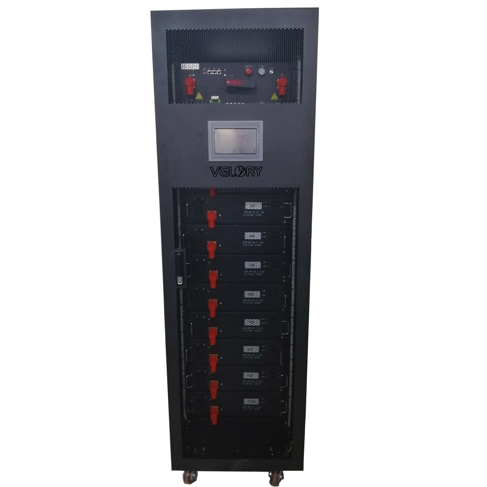 Energy Hybrid Home 10 Kw On 50kw Off Grid Power Battery For 10kw Panel 30kw Solar Generator System