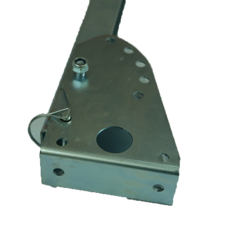 stainless steel truck adjustable titling lateral protection for trailer-111013/111013-IN