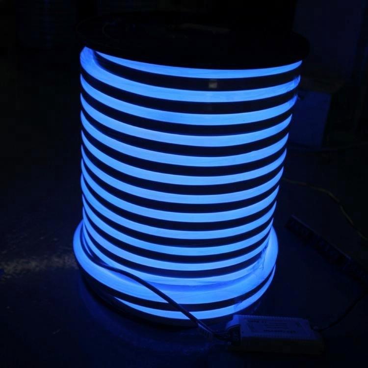 Outdoor Waterproof IP65 180 Luminous Angle 800W Festival Halloween Decorative Led Neon Light