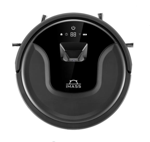 Commercial Household Smart Robot Vacuum Cleaner Auto Mini Robotic Robot Vacuum Cleaner