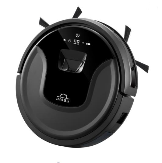 Car Brush Bagless Powerful Robot Vacuum Cleaner Anti-mite Mites Upright Robot Vacuum Cleaner