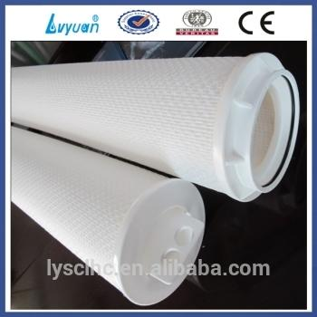 water filtering plant 20'' 40'' 60''70'' inch PP replacement filter cartridge for pure water plant/sewage/wastewater treatment