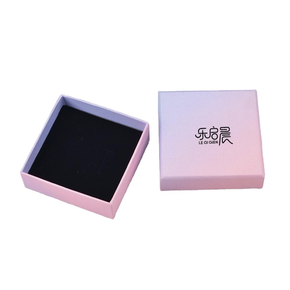Small Size Jewelry Boxes Gift Box (Light Pink) for Girls Mother's Day, Birthdays, Bridal Showers, Weddings, Baby Showers