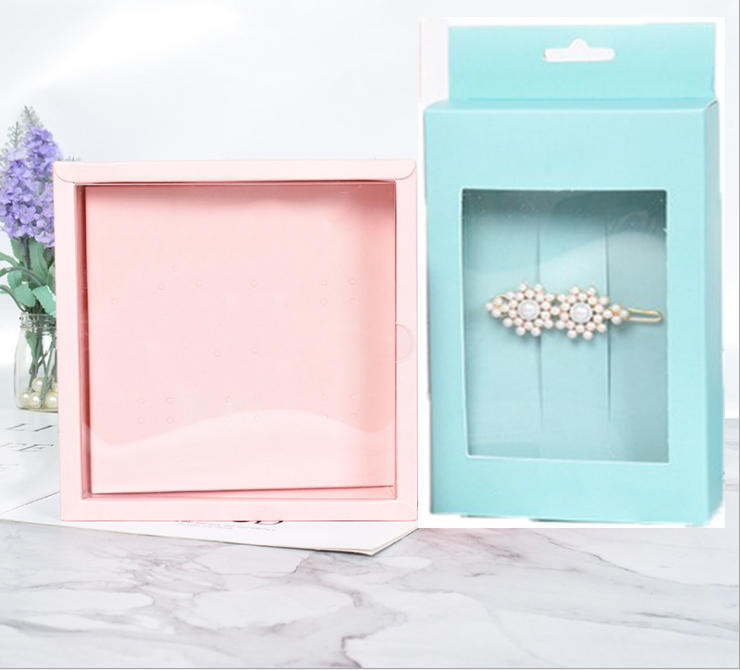 Custom Printing Paper Box, Jewelry Box,Jewel Paper Case With Custom Logo