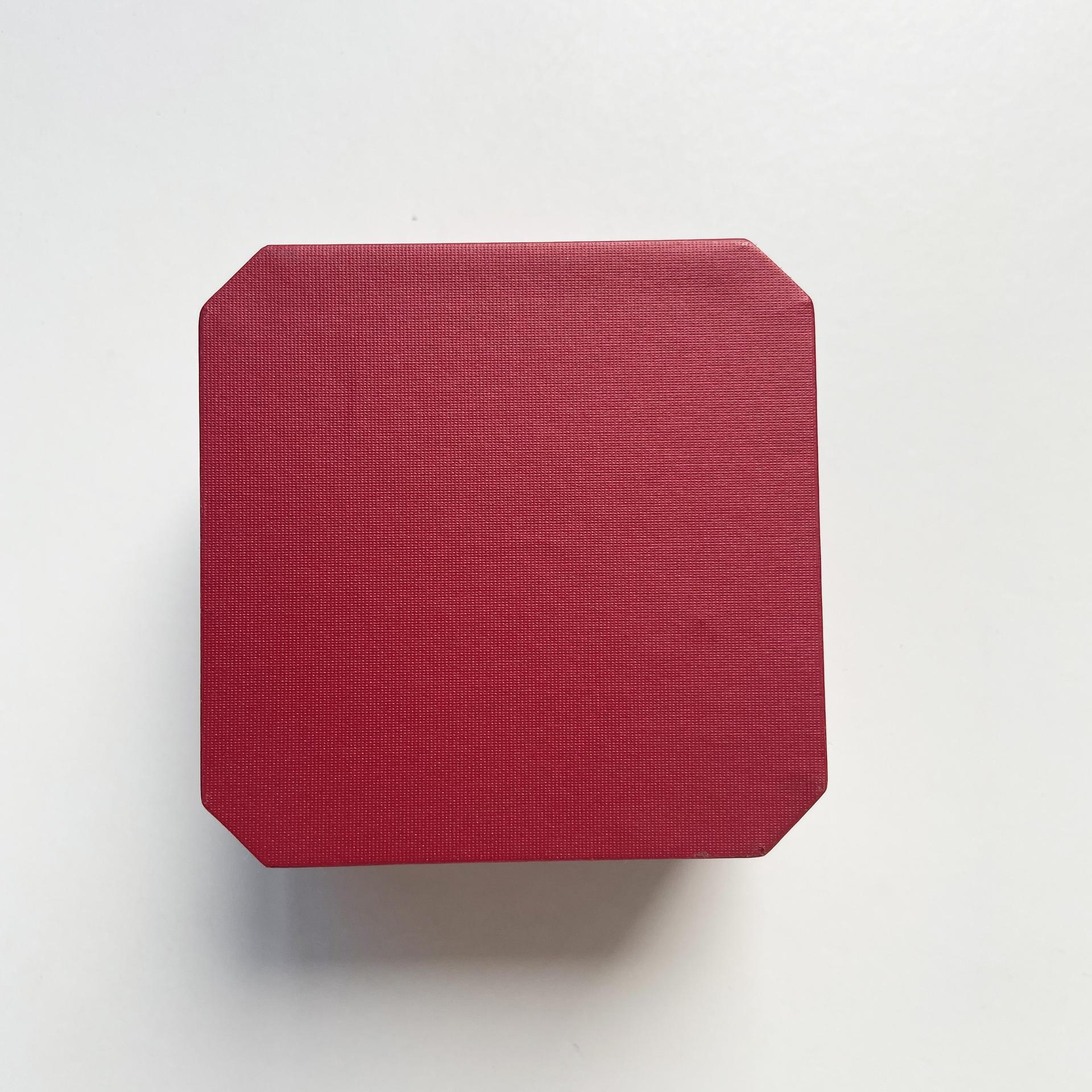 Handmade Custom Thick Paper Box, Jewelry Box,Paper Gift Box With Custom Logo