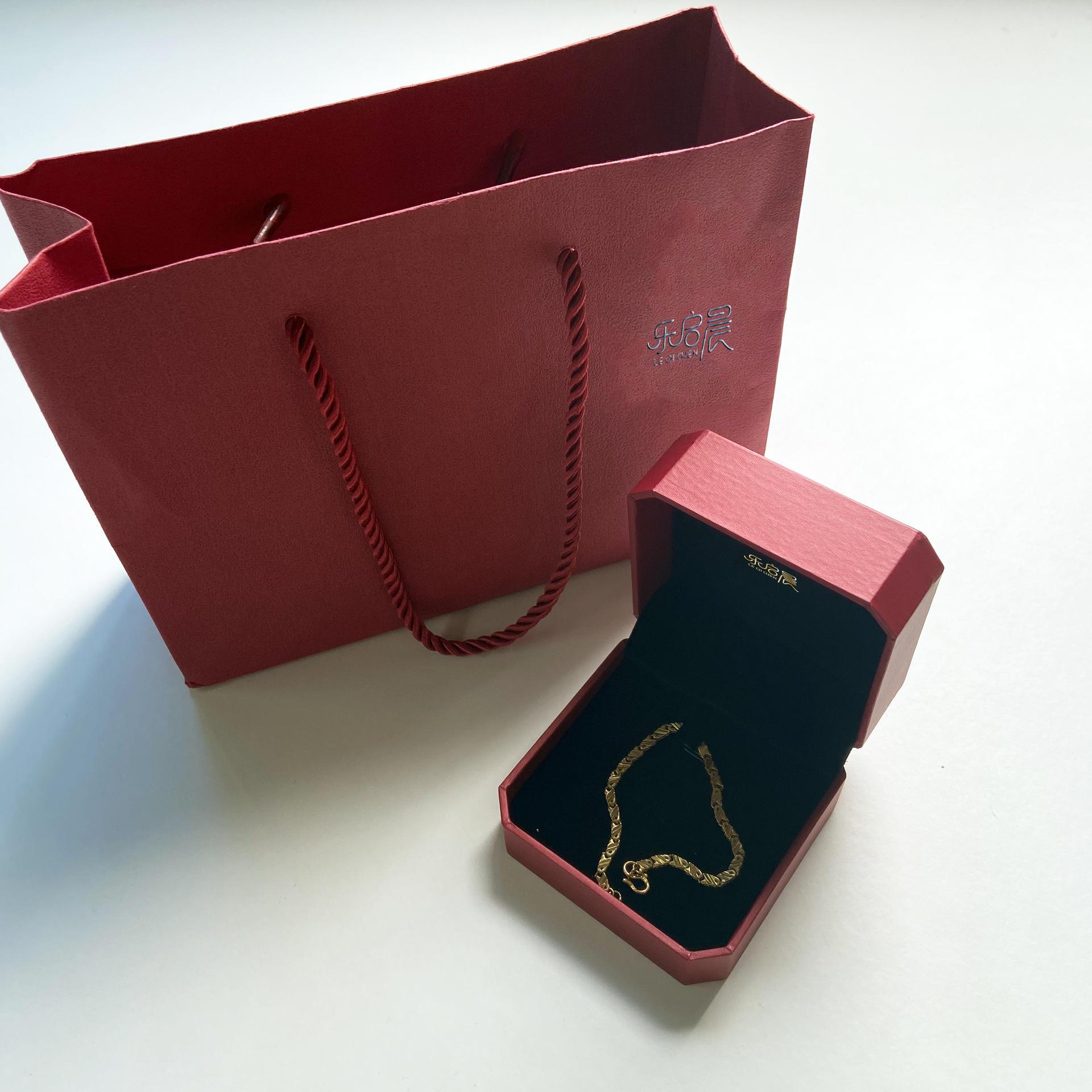 Handmade Packing Paper Box, Jewelry Box,Paper Gift Box With Custom Logo